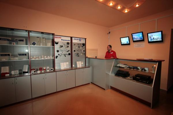 սֆինքս էյէմ անվտանգության համակարգերի խանութ սրահ