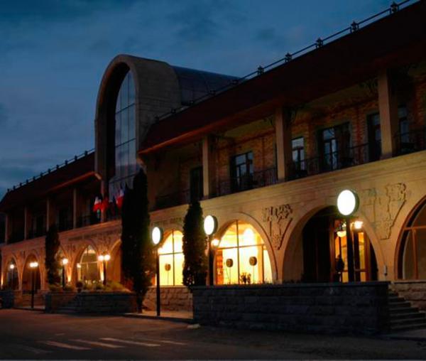կեչառիս հյուրանոցային համալիր