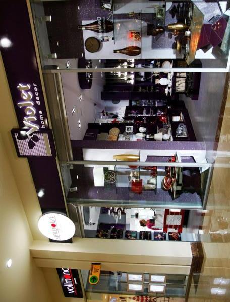 վիոլեթ խանութ սրահ магазин виолет violet store
