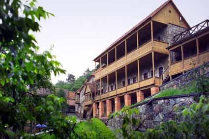 հին դիլիջան համալիր комплекс старый дилижан old dilijan complex