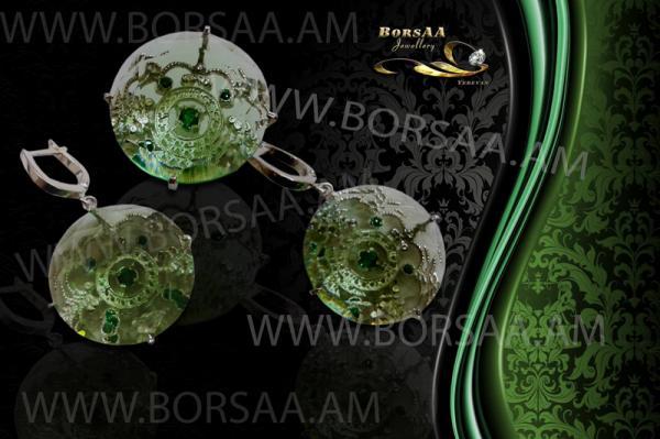 բորսաա արծաթյա եվ ոսկյա զարդերի արտադրություն производство ювелирных изделий из серебра и золота борсаа borsaa silver gold jewelry production
