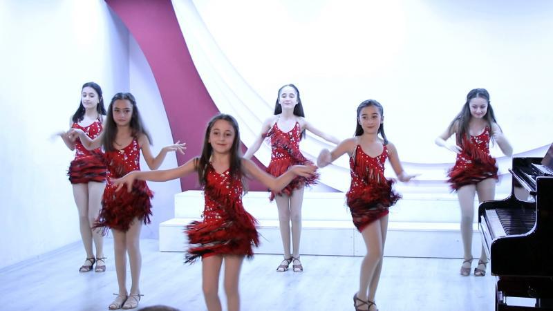 լատինո և սպորտային պարեր latino sport dances