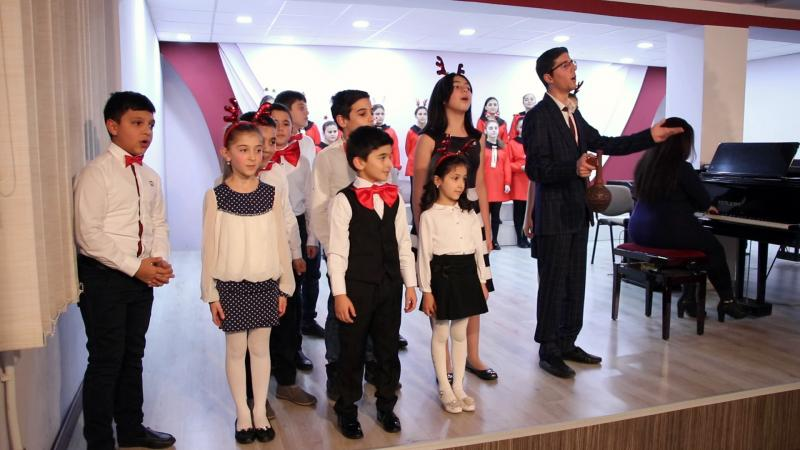 ժողովրդական երգեցողության դասարան folk vocal class