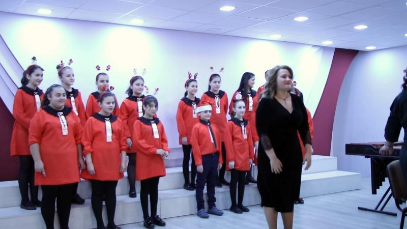 ավագ երգչախումբ elder choir