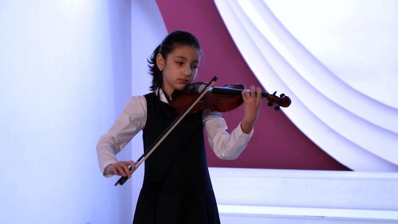 ջութակի դասարան violin class
