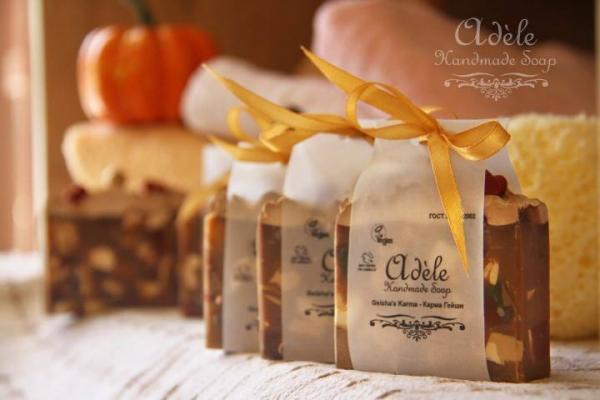 ադել ձեռագործ օճառ արտադրող ընկերություն компания по производству мыла ручной работы адел adele handmade soap production company