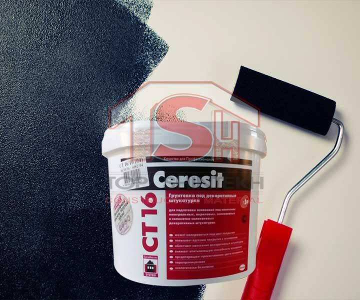 նախաներկ դեկորատիվ սվաղների համար ct водно дисперсионная грунтовка для подготовки оснований под нанесение декоративных штукатурок ct priming paint ct