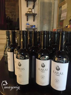 կարաս վայնս карас вайнс karas wines
