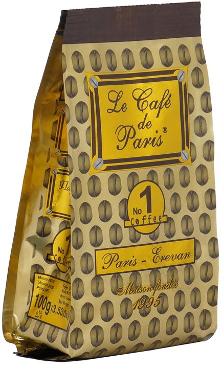 փարիզյան սուրճ n ռոբուստա կամերուն գր парижский кофе n робуста камерун г le café de paris n robusta cameroun