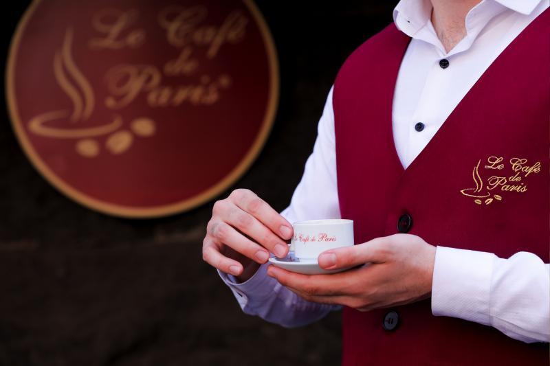փարիզյան սուրճի մասնագիտացված ֆիրմային խանութ սարյան և ամիրյան парижский кофе фирменный магазин сарян и амирян кофе le café de paris brand store saryan and amiryan