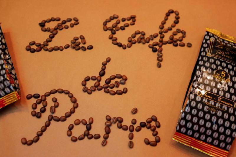 փարիզյան սուրճ n արաբիկա մոկա ռոբուստա կամերուն парижский кофе n арабика мока робуста камерун le cafe de paris n arabica moka robusta cameroun