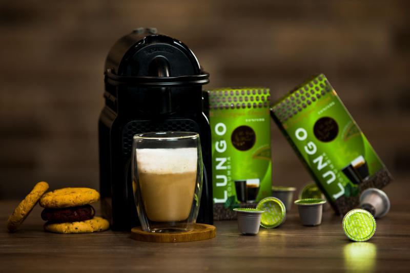 լունգո փարիզյան կապսուլային սուրճ հատ лунго парижский капсульный кофе штук lungo le café de paris capsule coffee pieces