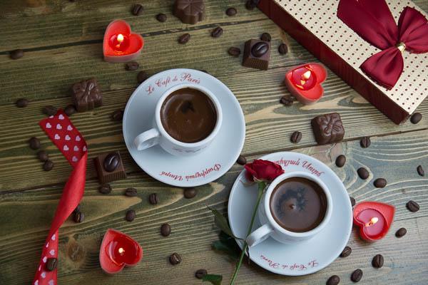 փարիզյան սուրճ парижский кофе le café de paris