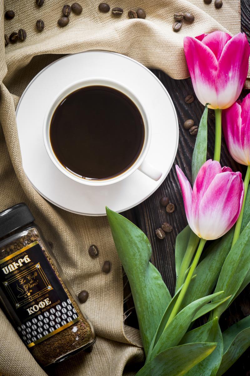 բնական լուծվող սուբլիմացված սուրճ փարիզյան դասական արաբիկա գր натуральный растворимый сублимированный кофе паризян классик арабика г instant coffee parisian classic arabica g