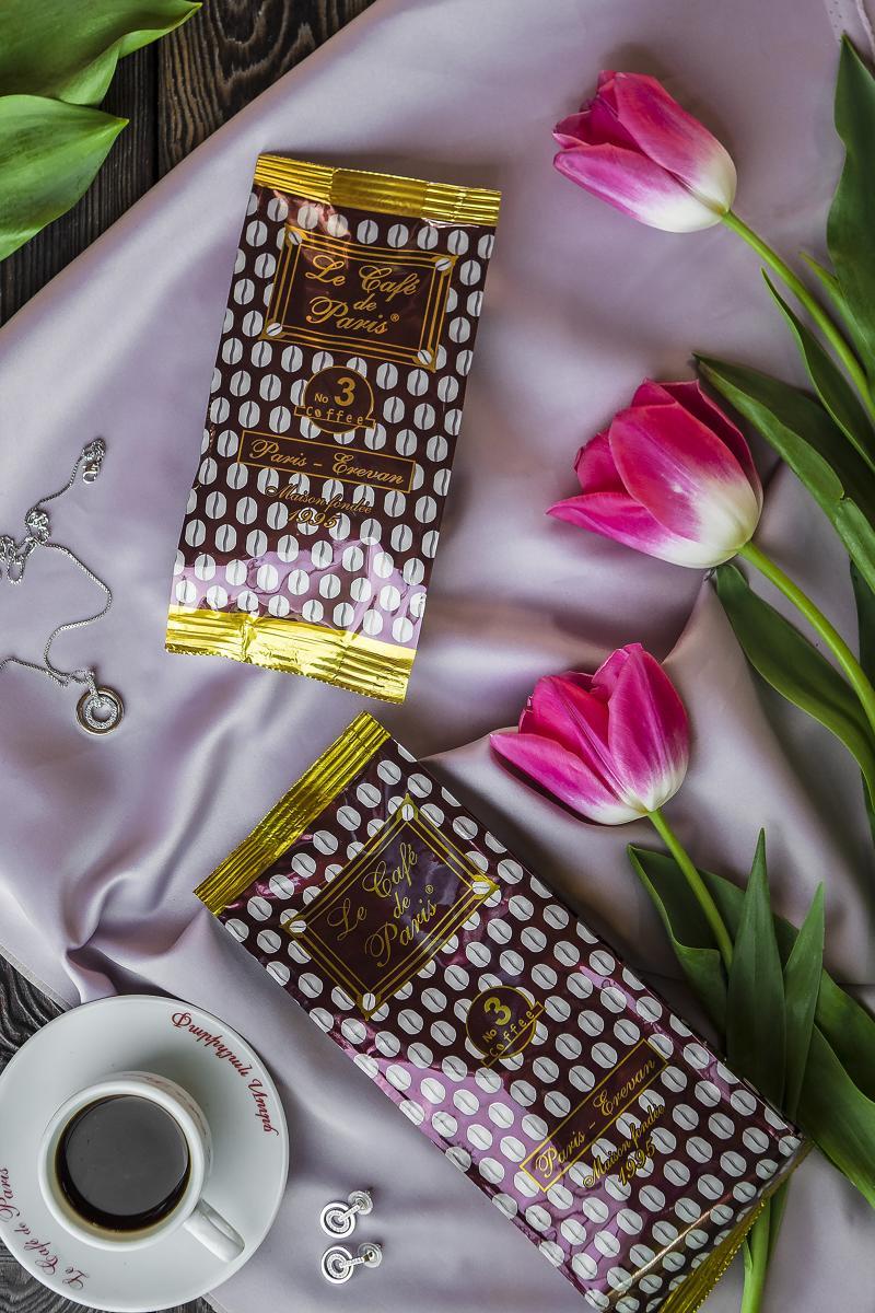 փարիզյան սուրճ n արաբիկա մոկա ռոբուստա կամերուն парижский кофе n арабика мока робуста камерун г le cafe de paris n arabica moka robusta cameroun
