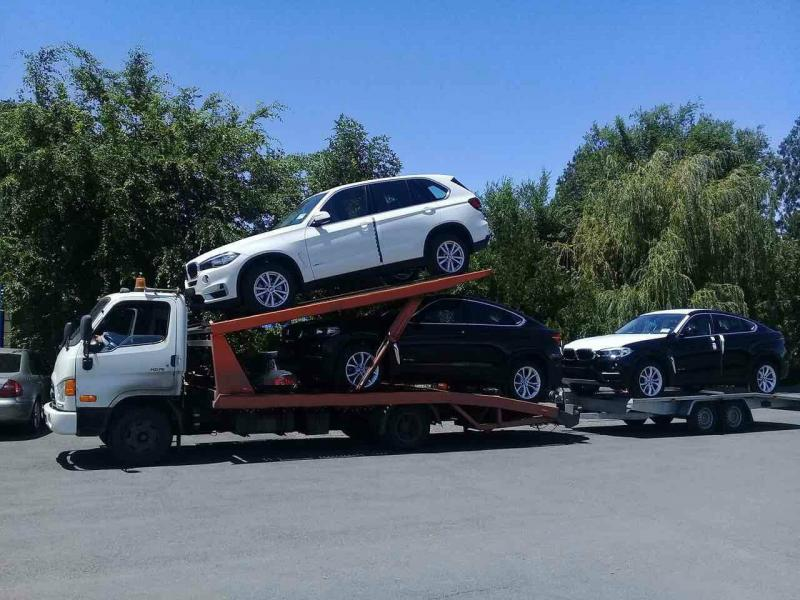 մարդատար ավտոմեքենաների տեղափոխում