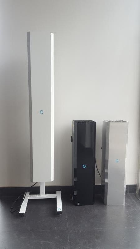 օդի մանրէազերծման ուլտրամանուշակագույն ճառագայթիչ ռեցիրկուլյատոր ультрафиолетовый луч для стерилизации воздуха рециркулятор uv light for air sterilization recirculator