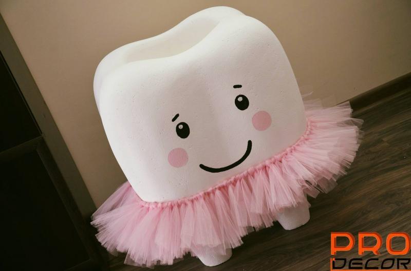 ատամհատիկի դեկորացիա декорация для первой зубной вечеринки decoration for first tooth party