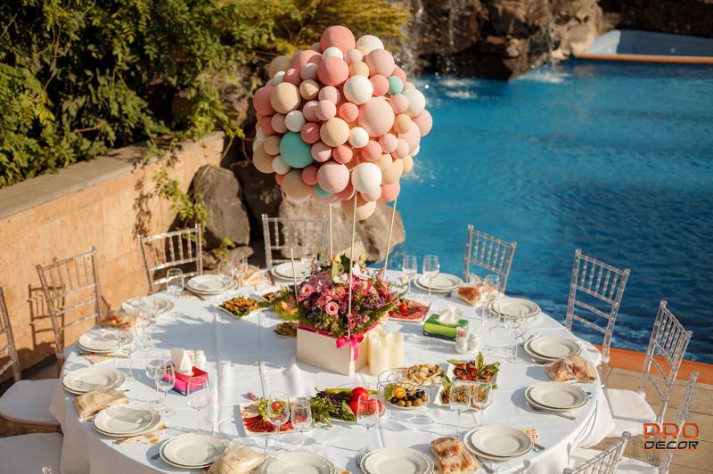 հարսանեկան դեկորացիա свадебные декорации wedding decoration