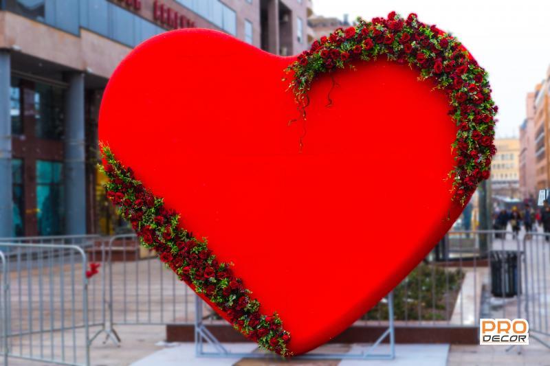 թեմատիկ դեկորացիա նվիրված սիրո տոներին тематические декорации thematic decorations