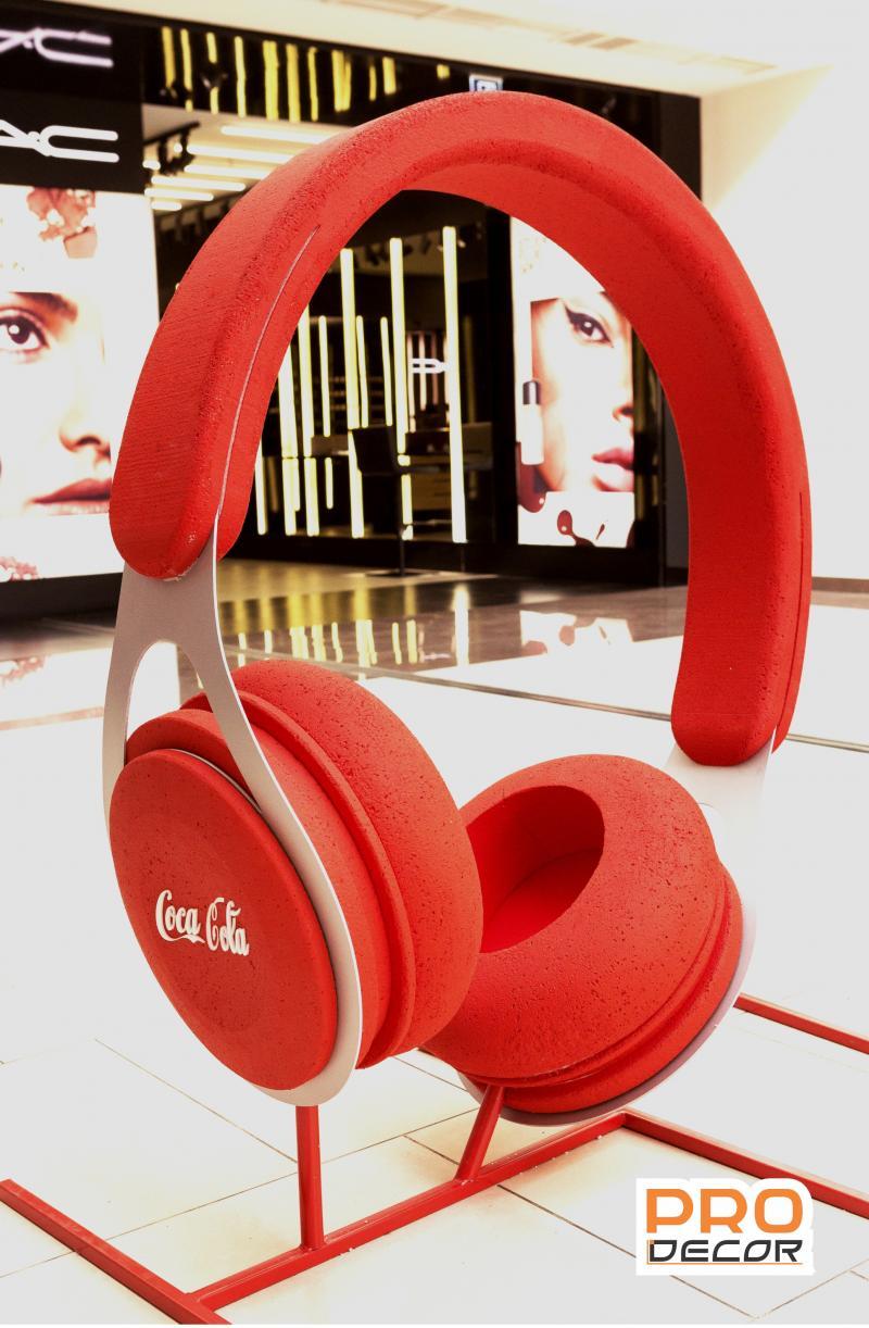 դեկորատիվ ականջակալ декоративные наушники decorative headphones
