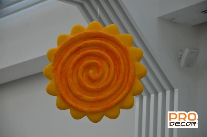 դեկորատիվ արև декоративное солнце decorative sun