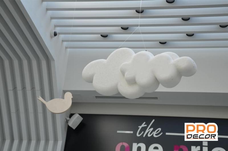 դեկորատիվ ամպեր декоративные облака decorative clouds