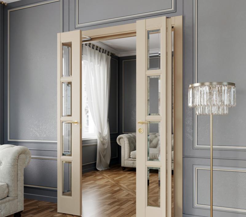 միջսենյակային դռների ծալվող մեխանիզմ складной механизм межкомнатных дверей inter room folding door mechanism