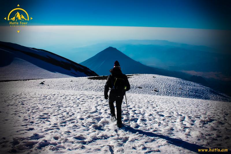 վերելք արարատ լեռ восхождение на гору арарат climbing mount ararat