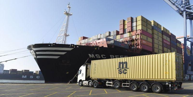 перевозка контейнейнеров