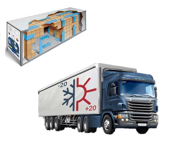 логистика грузов которым требуется температурный режим
