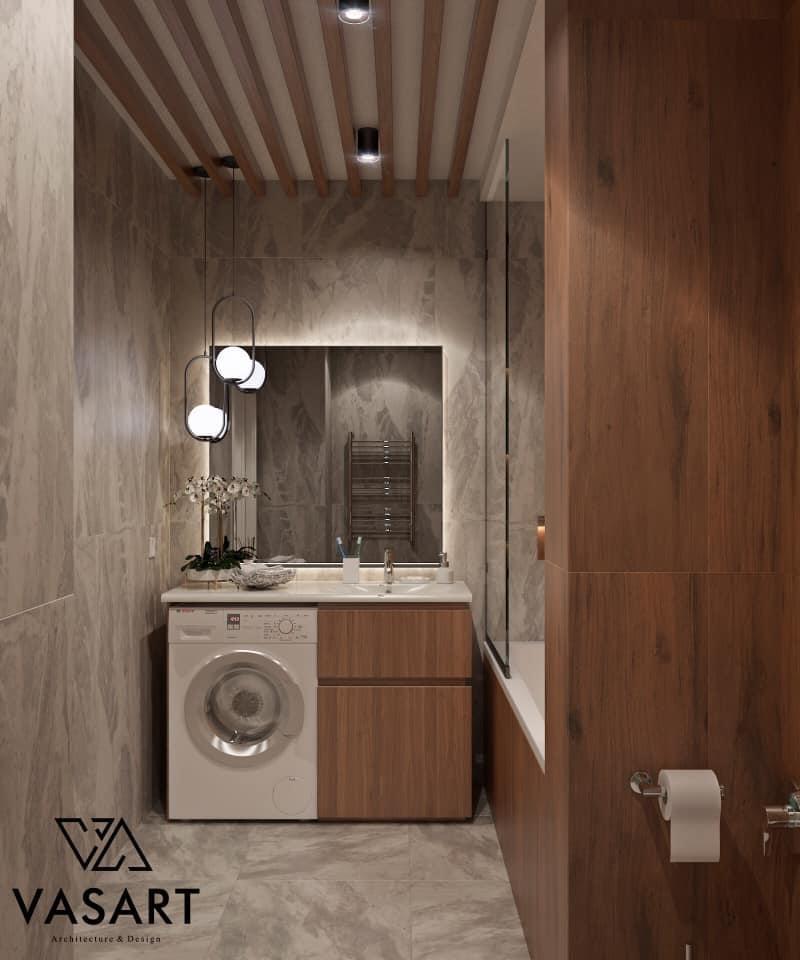 լոգասենյակ ванная комната bathroom