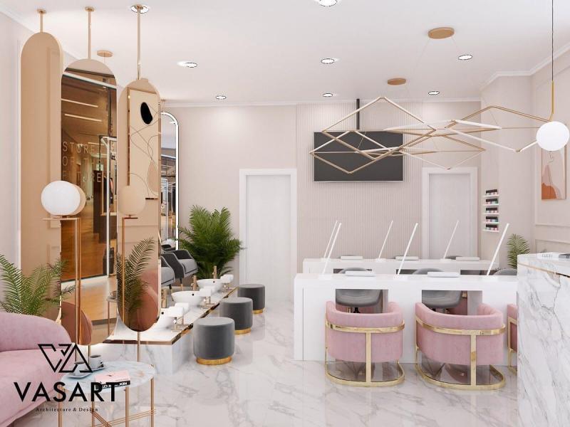 մատնահարդարման սրահ маникюрный салон nail salon